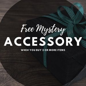 Accessories - Free Mystery Accessories